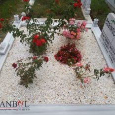 Mezar Peyzajı ve Çiçeklendirme