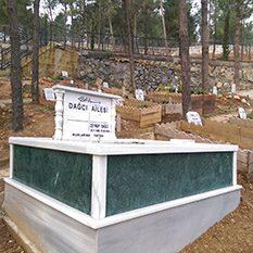 İki Kişilik Verde Guetelama Gövde Granit