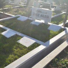 Aile Kabristanlığı Mermer Mezar Yapım