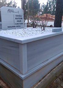 İki Kişilik Mermer Mezar