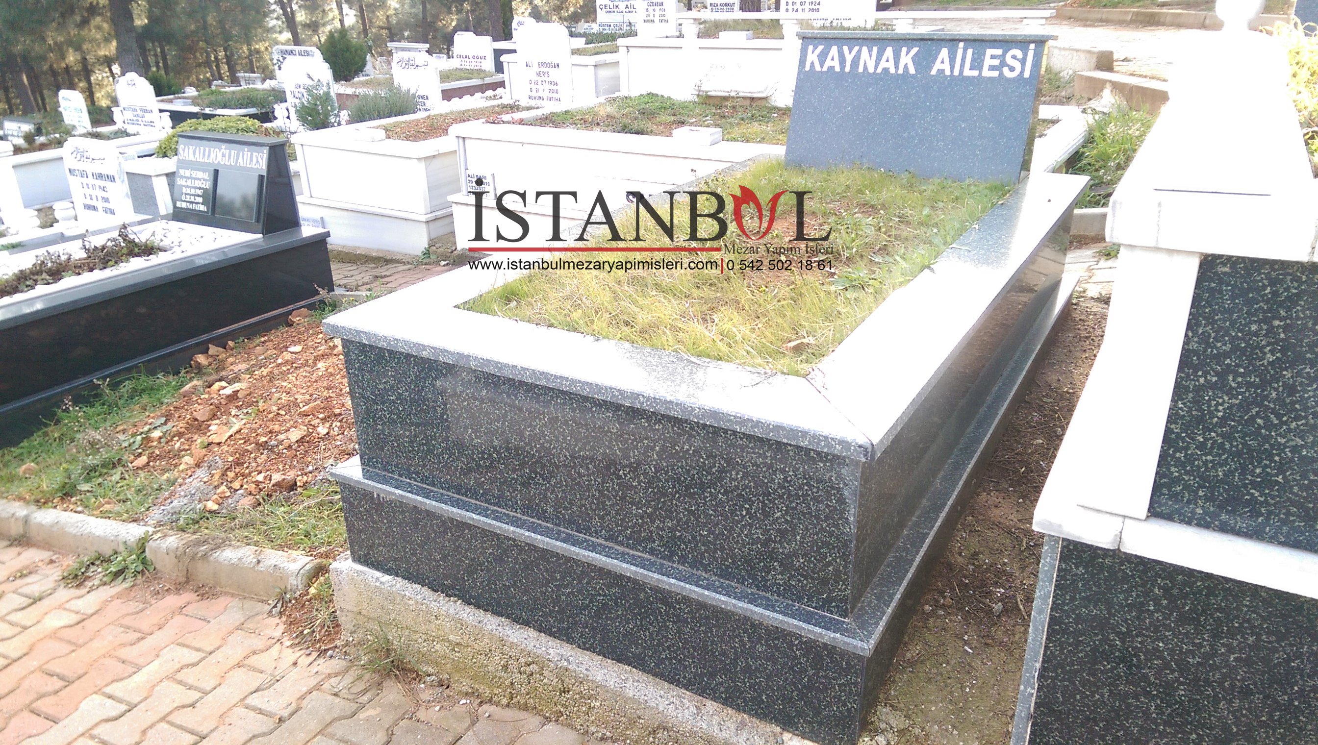 İstanbul Mezar Yapım İşleri