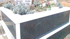 İki Kişilik Verde Star Gövde Granit