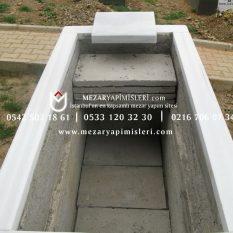 Katlı Lahit Mezar Yapımı
